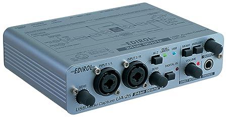 Amazon.com: Edirol UA-25 USB Audio Interface: Musical ...