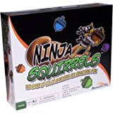 Ninja Squirrels Family Board Game - Fun Toy for All Ages, Kids and Adults 7 Years and Up