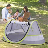Large Baby Portable Beach Play Tent Provide UPF