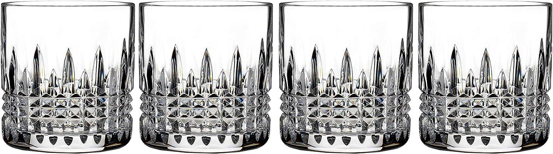 Lismore Diamond Straight Sided Tumbler (Set of 4)