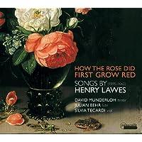 Henry Lawes : Mélodies. Munderloh, Behr, Tecardi.