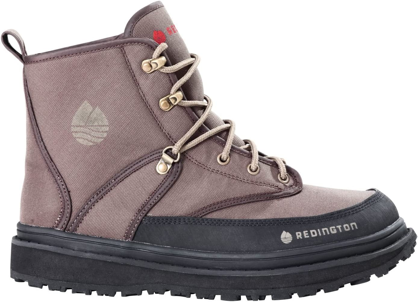 NEW REDINGTON WILLOW RIVER WOMENS STICKY RUBBER SOLE WADING BOOT SZ 8 fishing