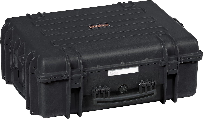 interior 580 x 440 x 220 mm, capacidad 56 l GT LINE 5822.B Maleta estanca con espuma fabricada en polipropileno
