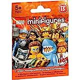Lego Minifigures – 71011 – Série 15 – Sachet Mystère 1 Mini Figurine – Modèle Aléatoire