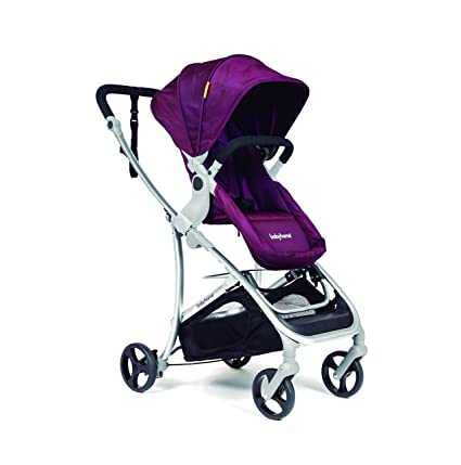 Babyhome VidaPlus - Coche, color purpura: Amazon.es: Bebé