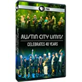 Austin City Limits Celebrates 40 Years [DVD] [Import]