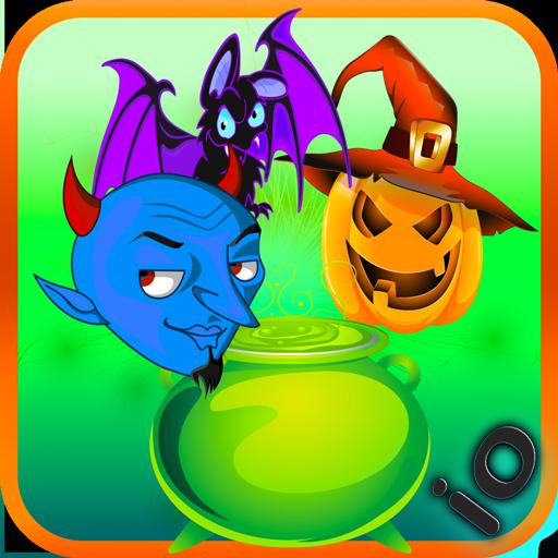 Halloween Match 3 Puzzle
