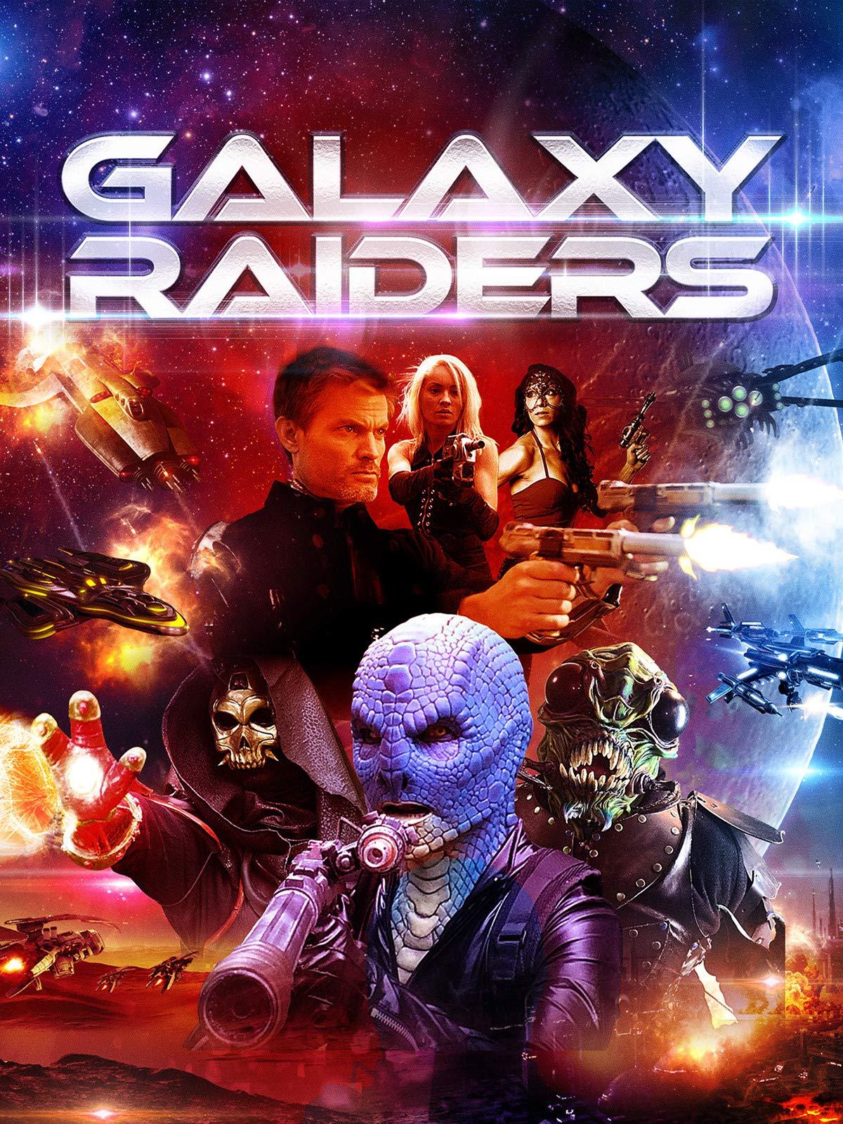 Galaxy Raiders on Amazon Prime Video UK