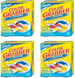 Carbona Color Grabber - 4 Pack