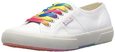4a6957ab58ae0 Superga Women's 2750 COTW Multicolor Sneaker
