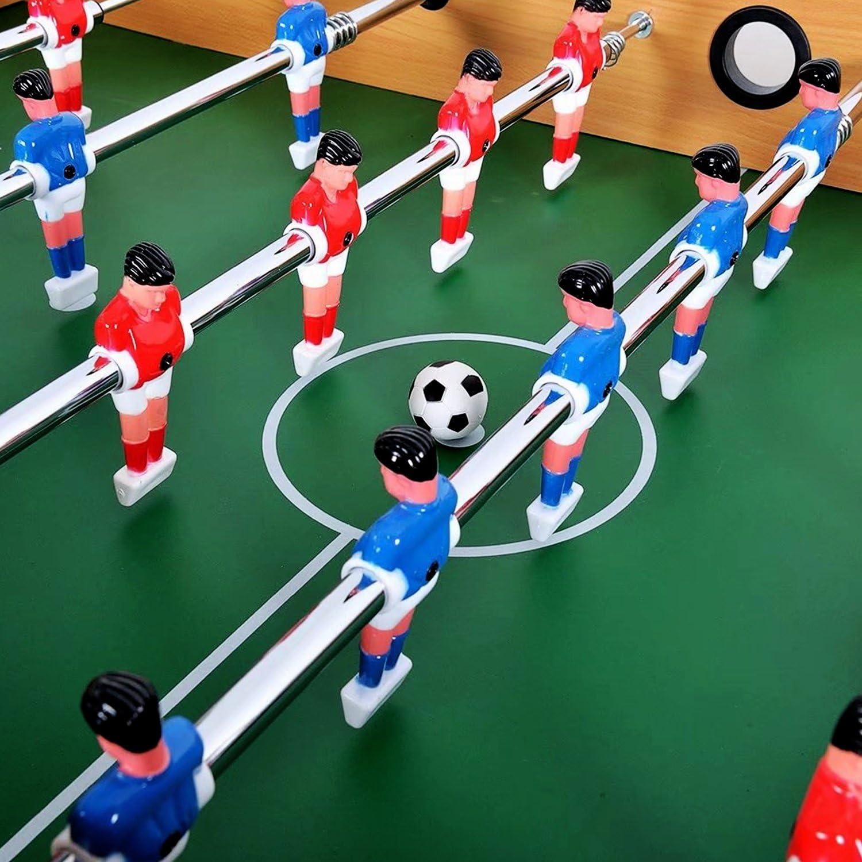Mesa plegable de fútbol 4 pies 48 * 24 * 34 Juego de futbolín ...