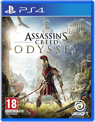 Assassins Creed Odyssey Ps4 Amazon Co Uk Pc Video Games