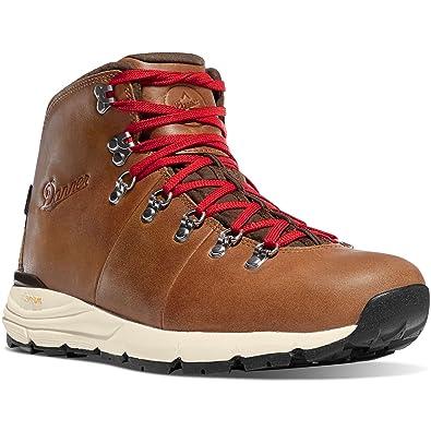 "Danner Men's Mountain 600 Saddle 4.5"" Boot & Knit Cap Bundle"
