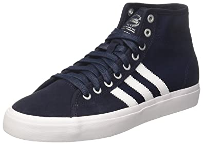 adidas Matchcourt High Rx Mens Trainers Navy White - 9 UK ef0961a65773
