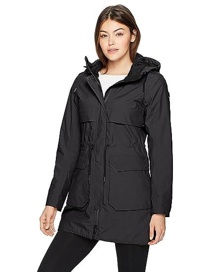 Amazon.com  Helly Hansen W Waterproof Boyne Parka Jacket  Sports ... afb4d01ddd