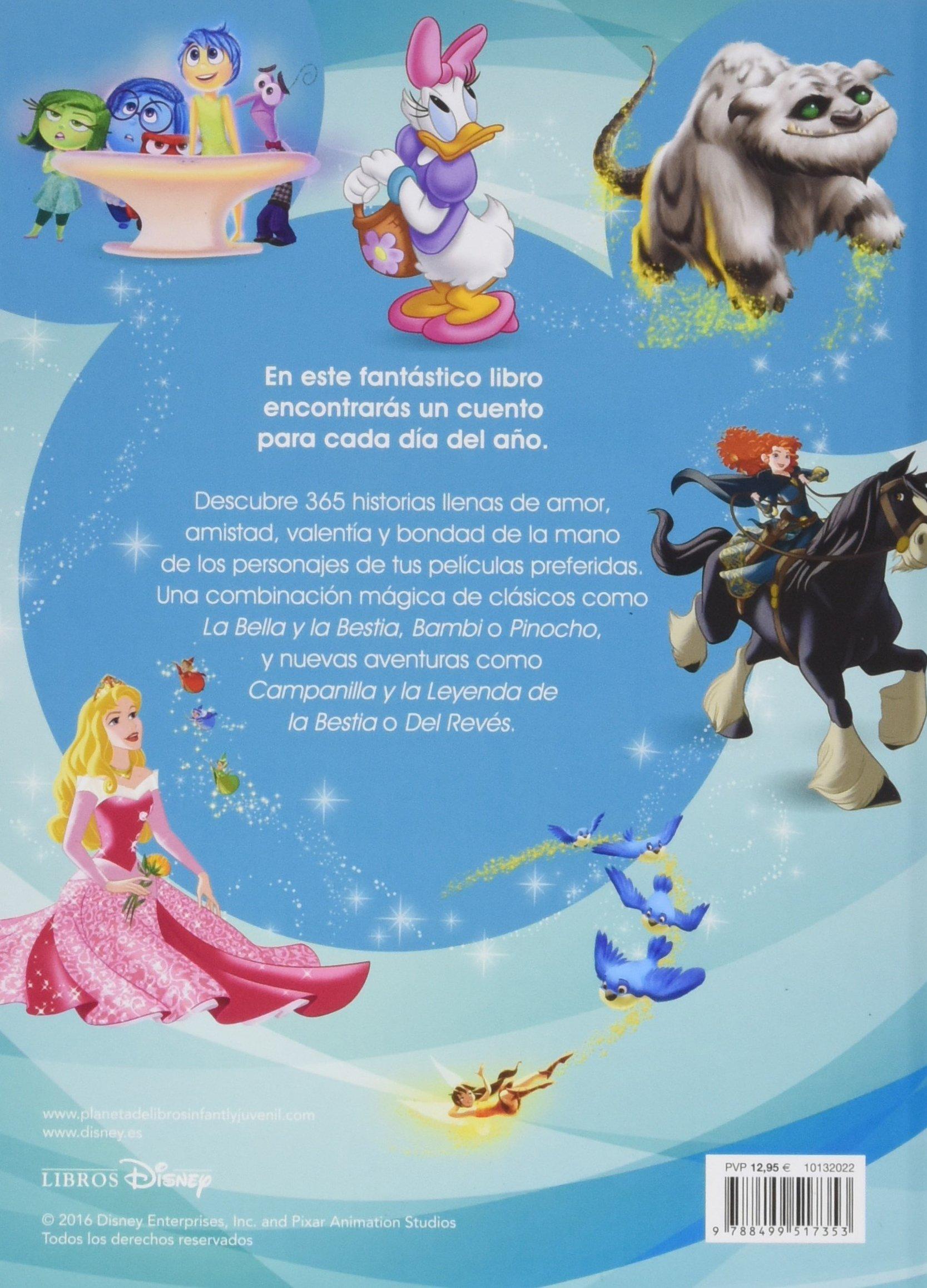 365 cuentos : una historia para cada día: Disney: 9788499517353: Amazon.com: Books