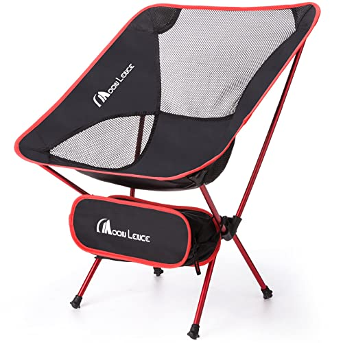 Moon Lence Ultralight Portable Folding Camping Backpacking Chairs