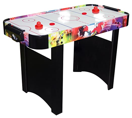 Hy-Pro 4ft Air Hockey Table: Amazon.co.uk: Sports & Outdoors