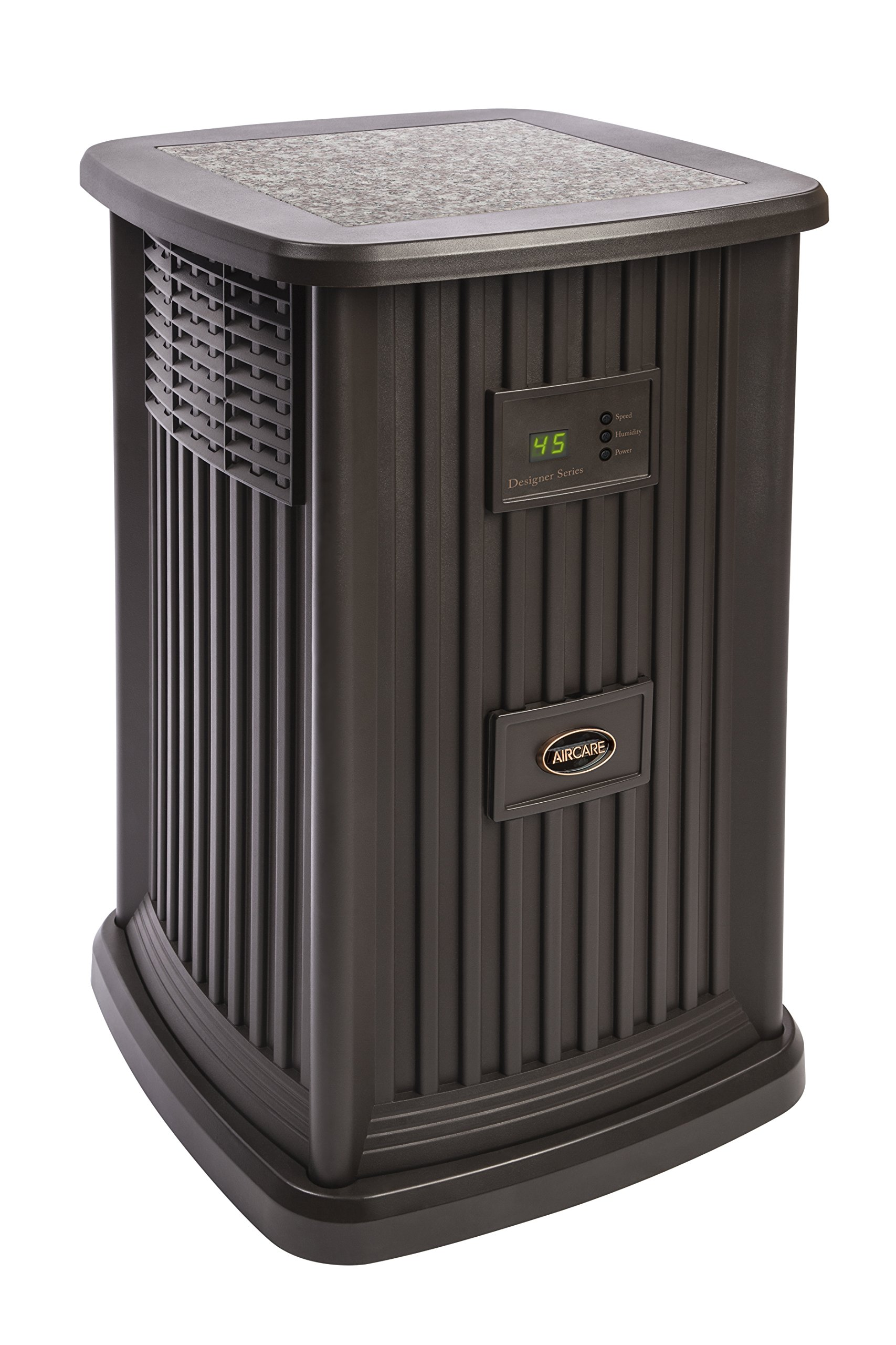 AIRCARE EP9 800 Digital Whole-House Pedestal-Style Evaporative Humidifier, Espresso by Essick Air (Image #2)