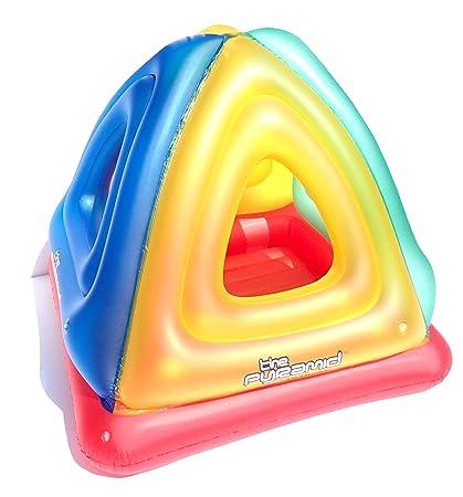 Amazon.com: Swimline Pyramid Floating Habitat Pool Float: Toys & Games