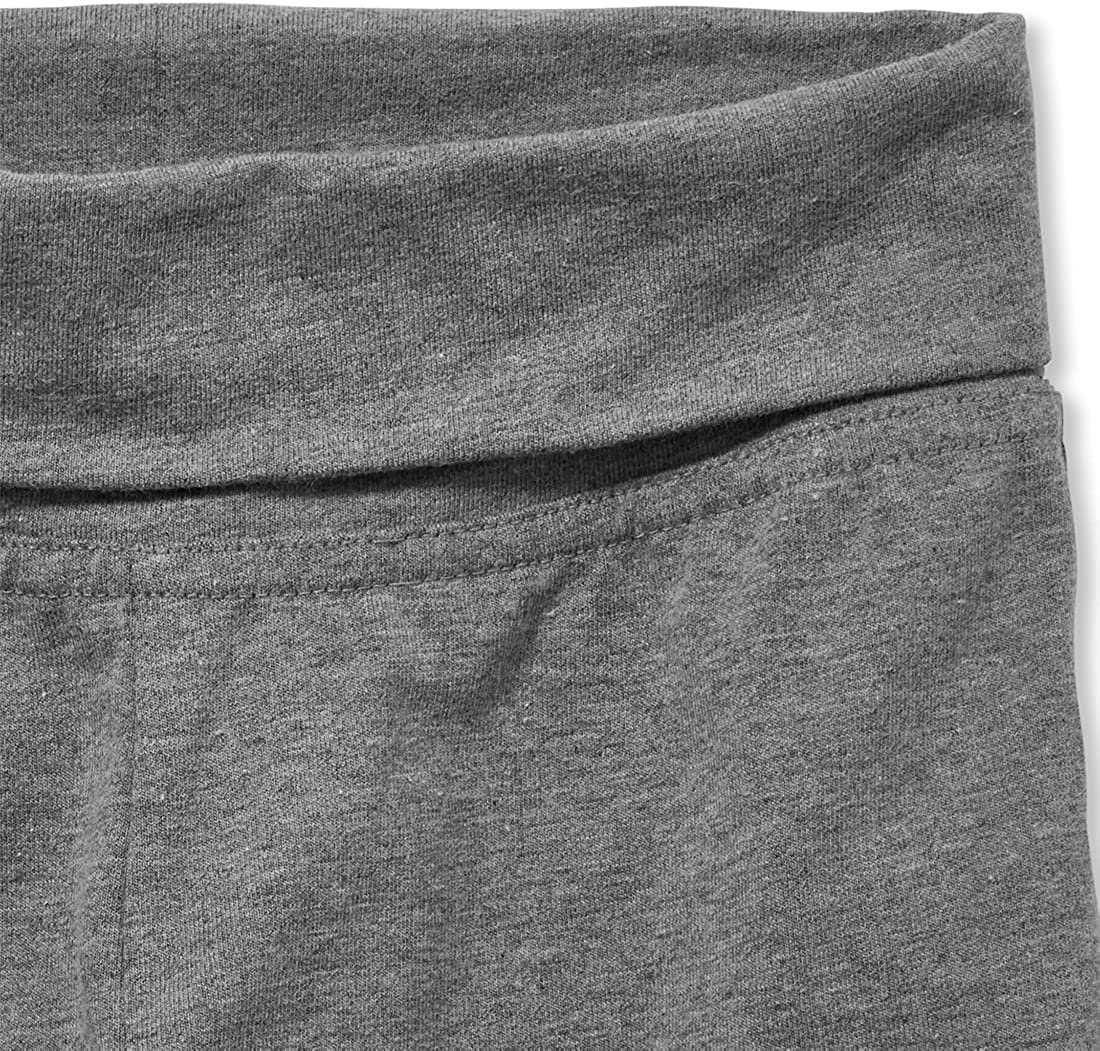 The Children's Place girls Active Foldover Waist Pants: Clothing