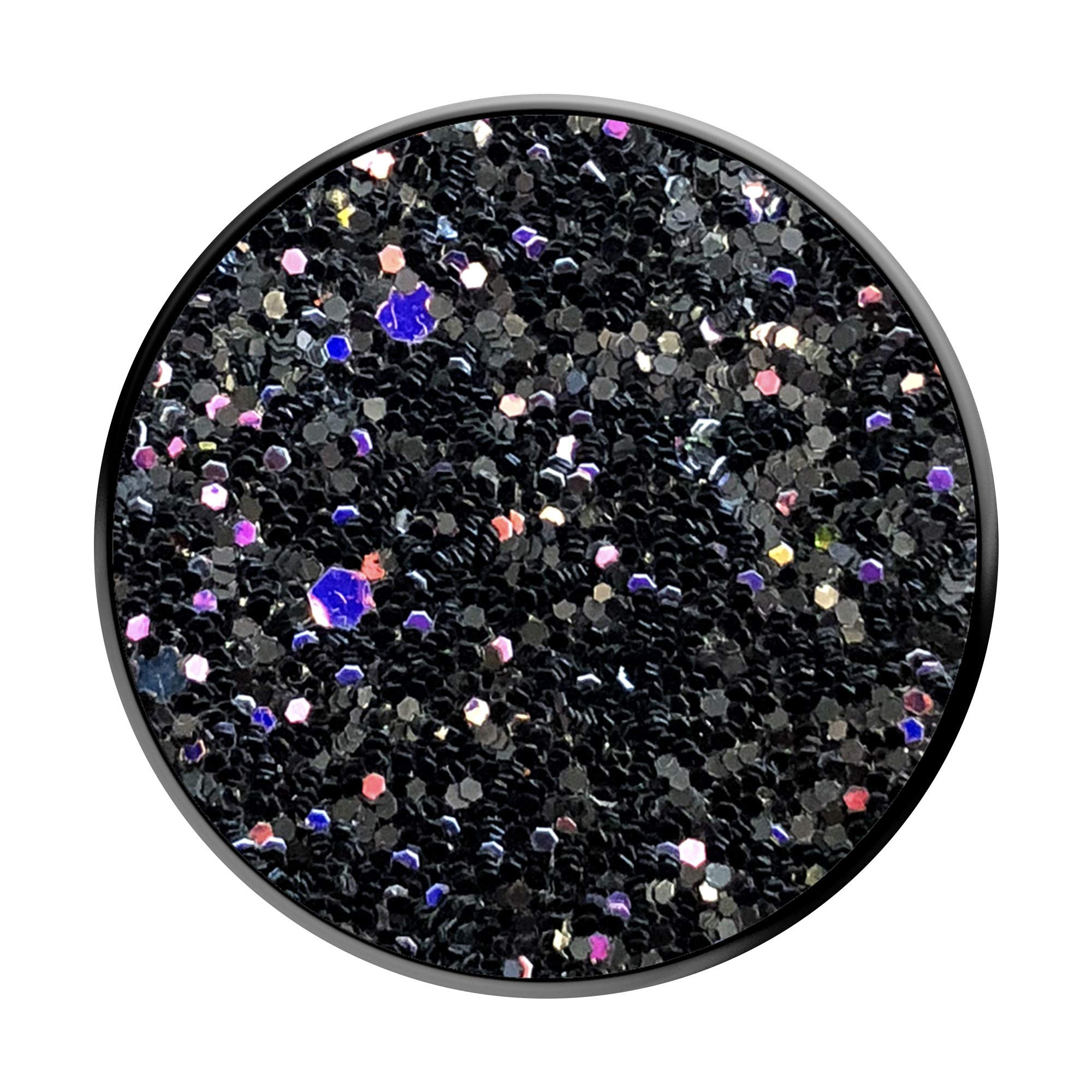 PopSockets: Collapsible Grip & Stand for Phones and Tablets - Sparkle Black by PopSockets