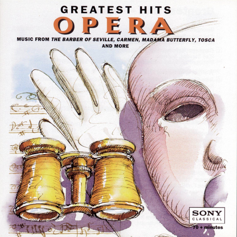 Amazon.com: Greatest Hits: Opera: Music