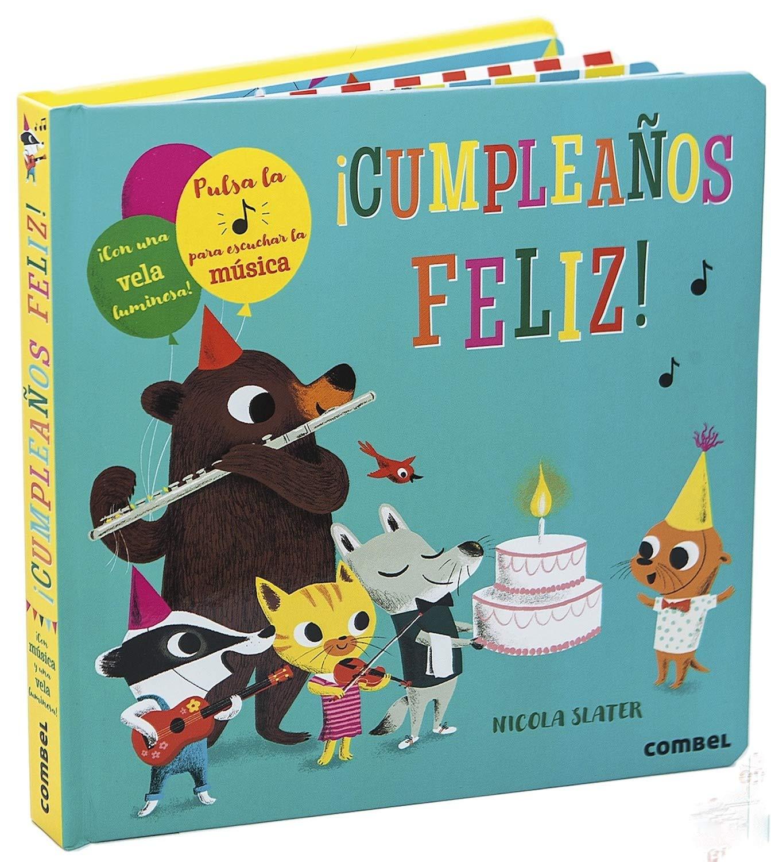 Cumpleaños feliz!: 9788491014430: Amazon.com: Books