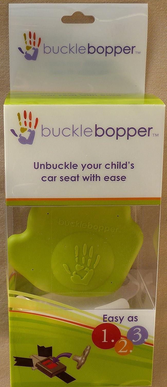 Bucklebopper Car Seat, Green MiiG Enterprises Inc. 5543000300