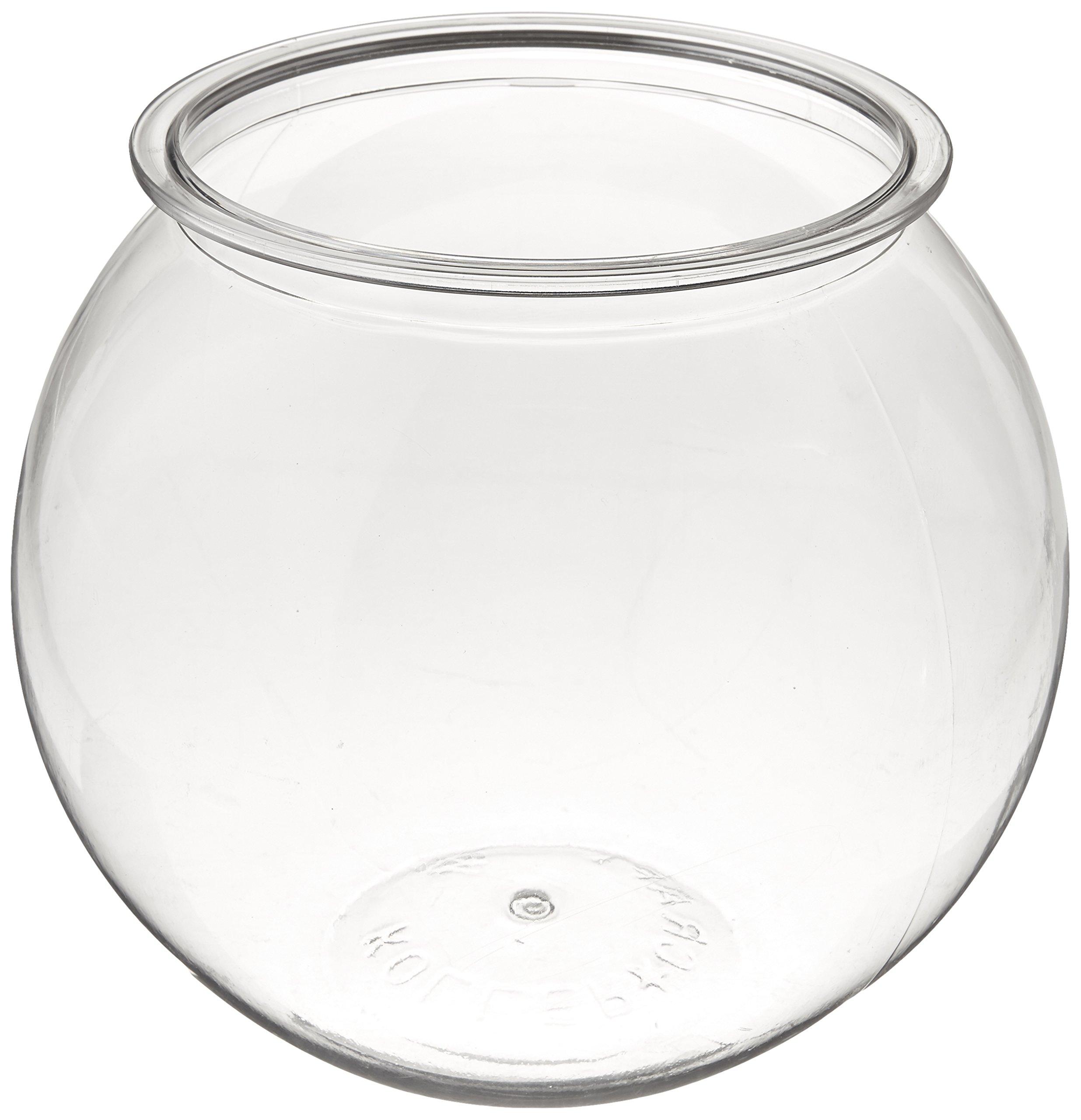 Koller Products Panaview 1-Gallon Globe Fish Bowl