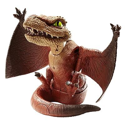 Prehistoric Pets Terrordactyl Interactive Dinosaur: Toys & Games