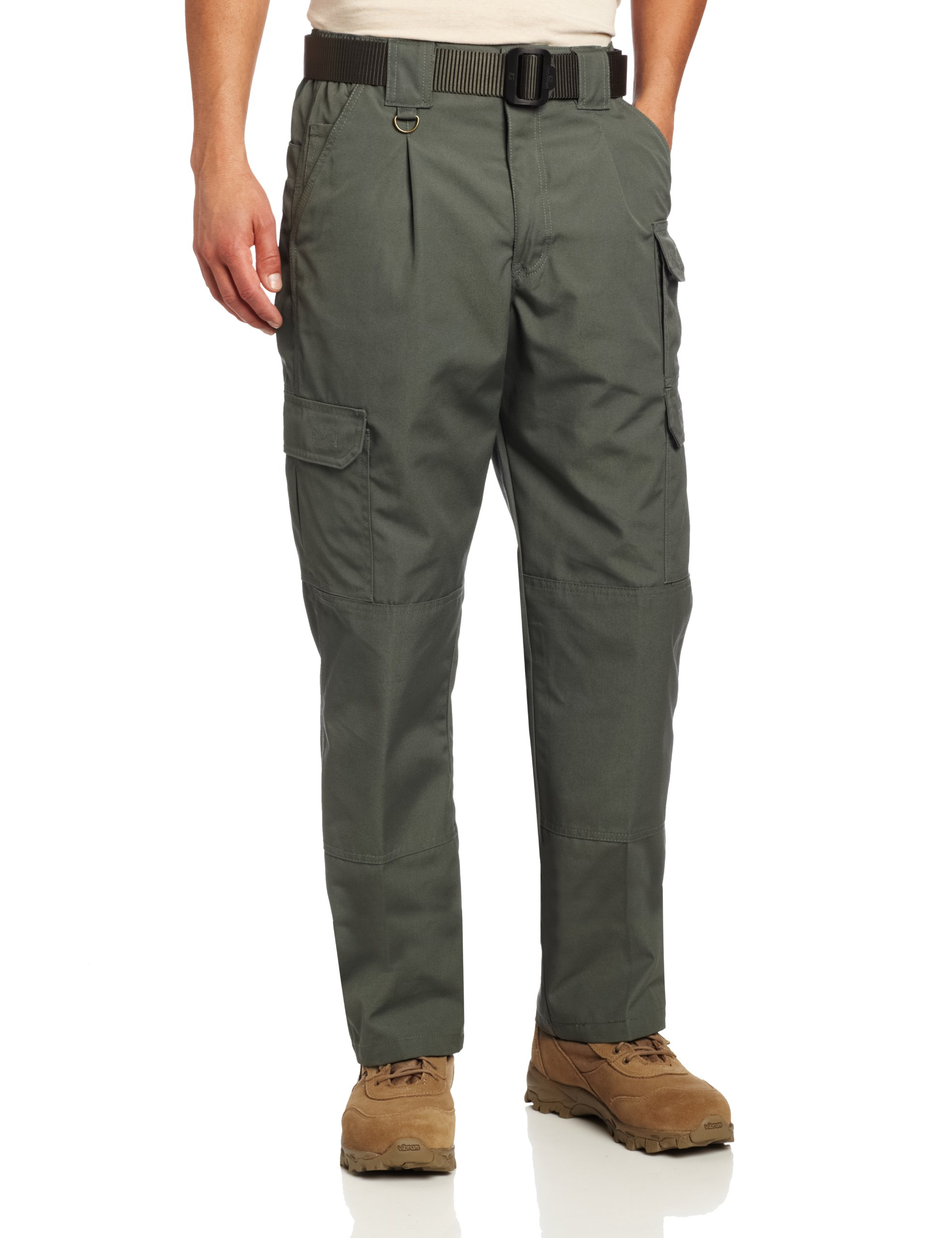 Propper Men's Canvas Tactical Pant, Olive, 34 x 30