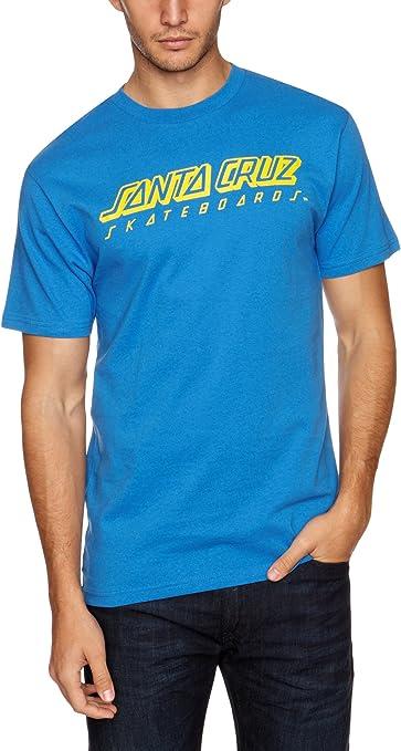 Santa Cruz - Camiseta de Running: Amazon.es: Ropa y accesorios
