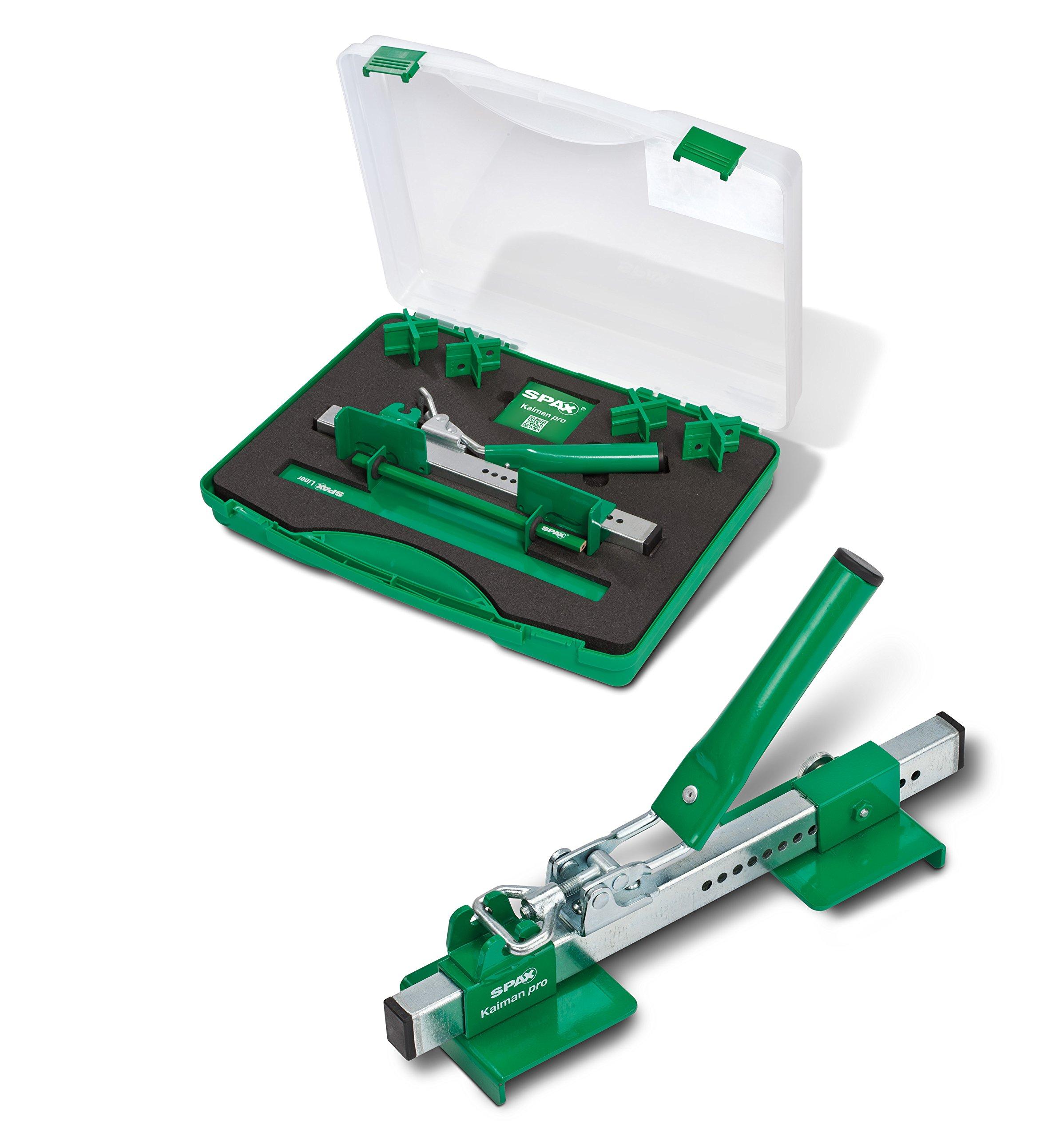 Spax–Richter Pro for Easy Alignment verzogener Caiman Deck Boards–5009409872009
