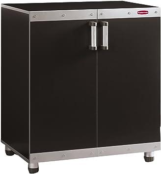 Rubbermaid Garage Storage System Base Cabinet FG5M1300CSLRK