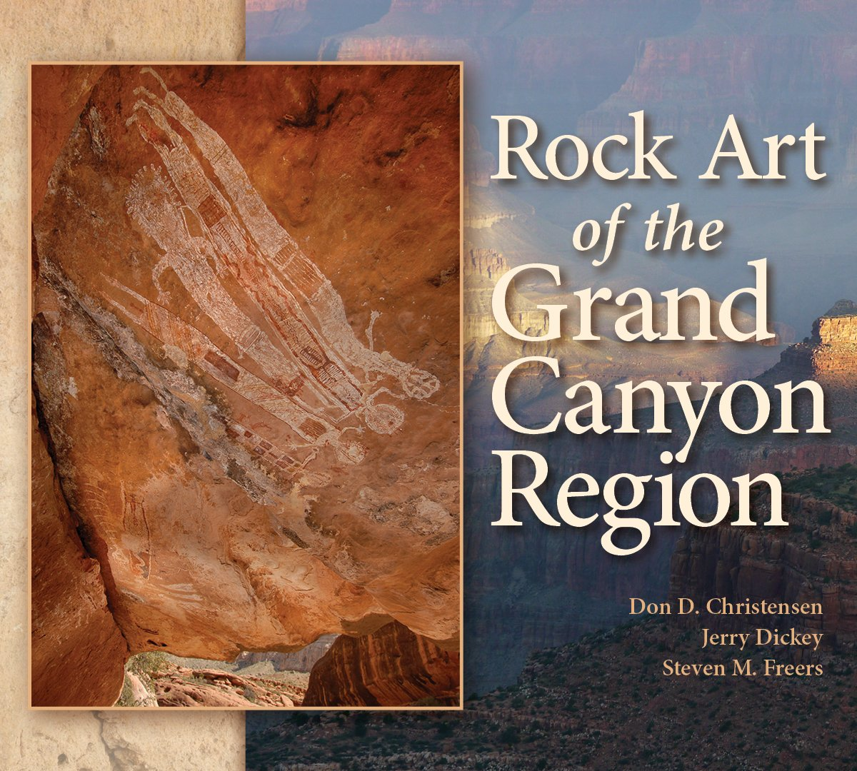 Rock Art of the Grand Canyon Region PDF