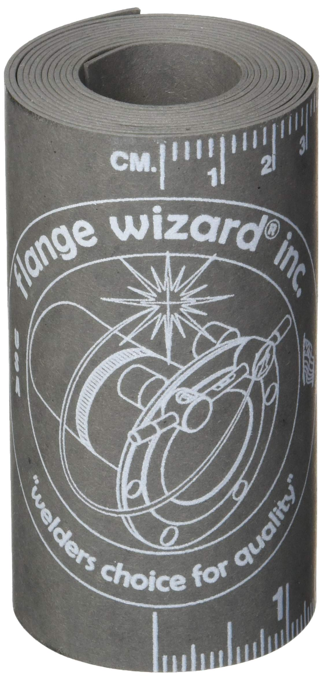 Flange Wizard 496-WW-17 WW-17 Wizard Wraps, 3 7/8'' x 60'', Heat Resistant, Medium by Flange Wizard