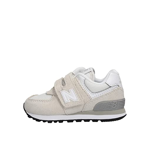 new arrival 4ed64 064dd New Balance IV574GW Sneaker Kid White 25