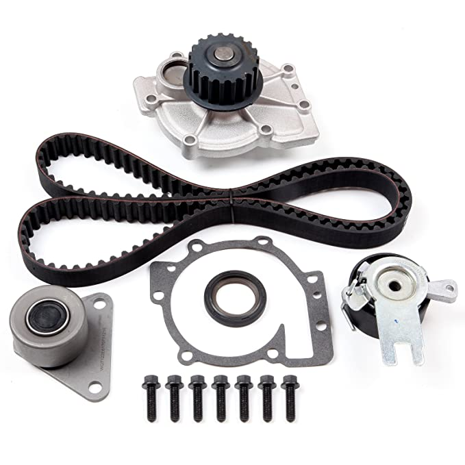 Amazon.com: ECCPP fits 2011-2013 Volvo C70 Engine 3887615 2.5L DOHC Timing Belt Water Pump Kit: Automotive