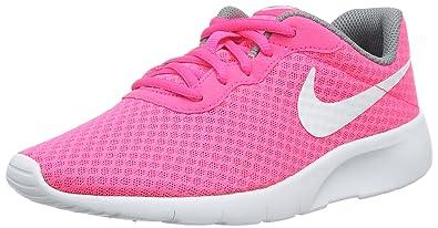 promo code 8c83b 62161 Nike Mädchen Tanjun Low-Top Hyper PinkWhite-Cool Grey, 36 EU
