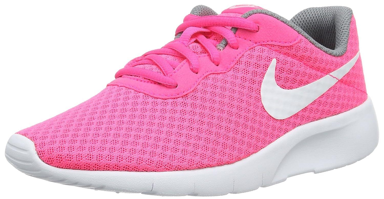 NIKE Older Kids' Tanjun Sneakers B014S07ZQE 6 Big Kid M|Hyper Pink/White-cool Grey