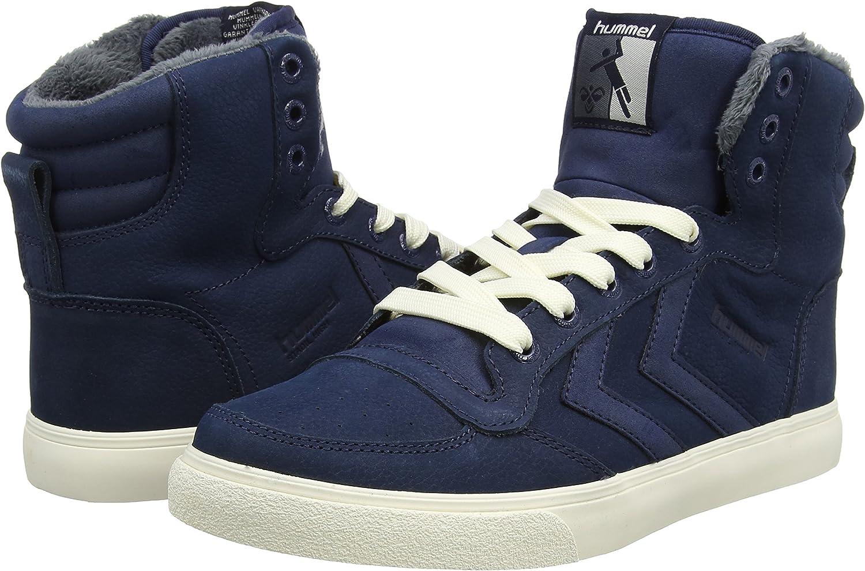 Unisex Adults/' Hi-Top Sneakers Hummel Stadil Winter Hi