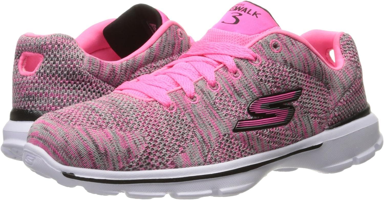 Skechers Damen Go Walk 3 Contest Sneakers Women's Trainers
