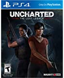 Uncharted Lost Legacy - PlayStation 4