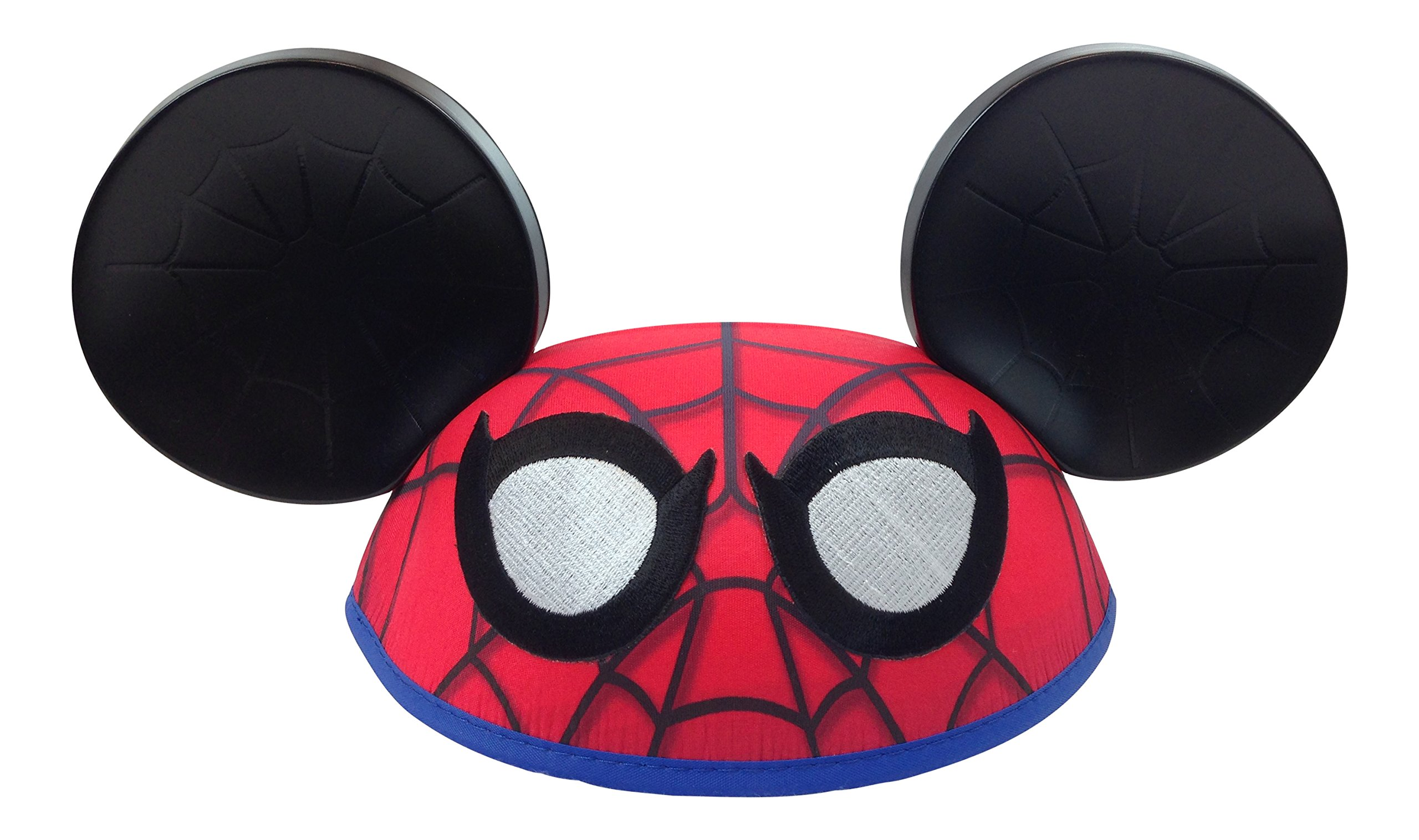 Disney Park Marvel Spiderman Mickey Mouse Ears Hat