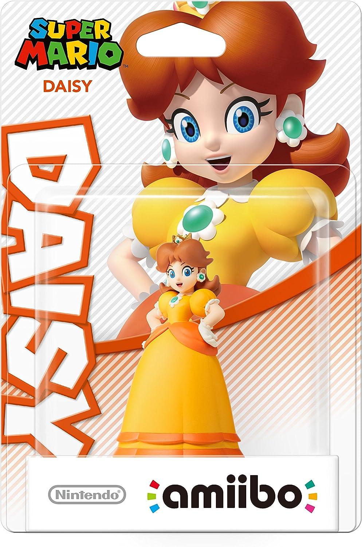 Nintendo - Colección Super Mario, Figura Amiibo Daisy: Amazon.es ...