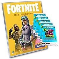 Fortnite Trading Cards Serie 1 (2019) - 1 verzamelmap + 5 boosters (30 kaarten)
