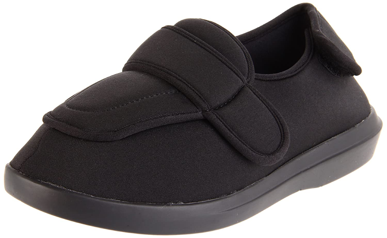 Propet Women's Cronus Comfort Sneaker B003CBZVB2 7.5 W US|Black