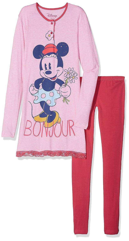 Disney Mädchen Schlafstrampler Minnie