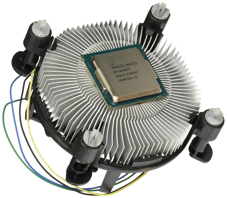 Intel E3-1240V5 - Procesador (1x16, 2x8, 1x8+2x4, AVX 2.0, DMI3, Skylake, 1S)
